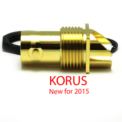 'KORUS' 6GHz  BNC End Launch Bulkhead Jack True 75 Ohm (1.6mm board) - Image 2