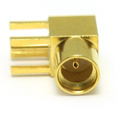 MMCX Right Angle PCB  Mount Jack - Image 4
