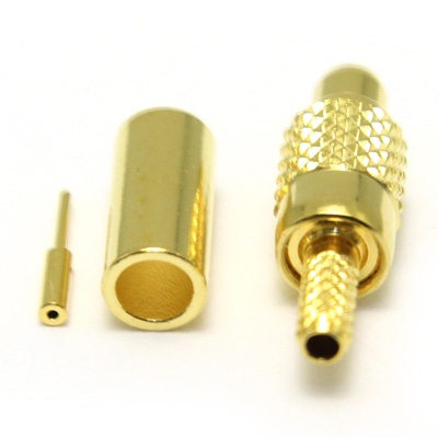 MMCX Straight Crimp / Crimp Plug - Image 3