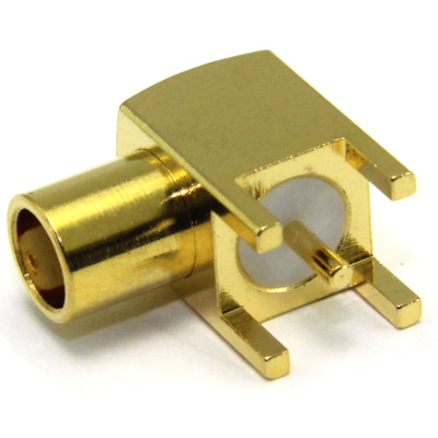 MCX Right Angle PCB Mount Jack - Image 3