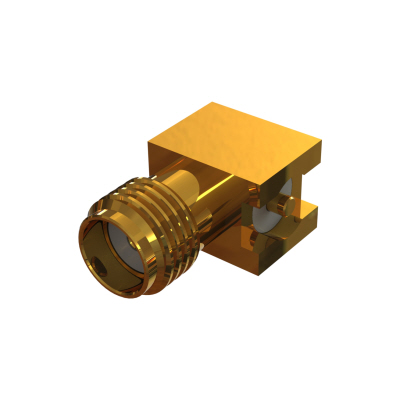 30-467-D3 - SMA Right Angle PCB Surface Mount Jack