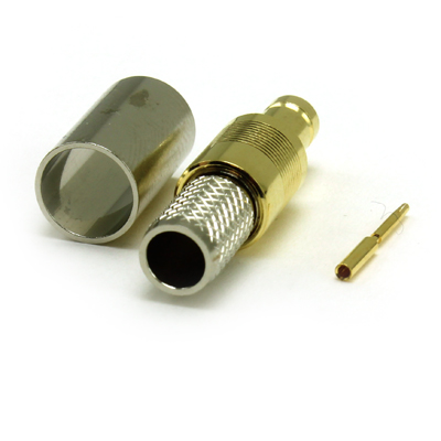 1.0/2.3 Crimp / Crimp Jack 75 Ohm - Image 4