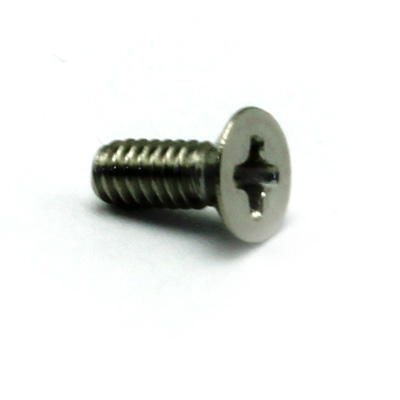 M2 x 5 Countersunk Cross Head Screw - Image 1