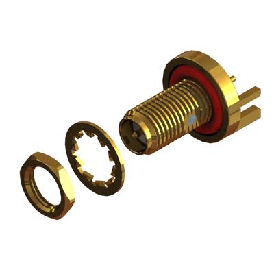 50 mm 250-8501-013 4-40 UNC 250-8501-013 Pack of 20 D Sub Jack Screw