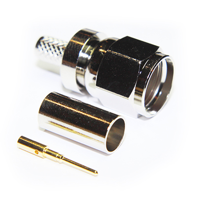 F Type Crimp / Crimp Plug True 75ohm ( 3G ) - Image 1