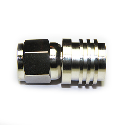 F Type Integral Crimp Plug - Image 2