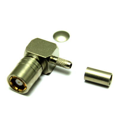 43-105-D6-BD - S43/5C BT Right Angle Solder / Crimp Socket